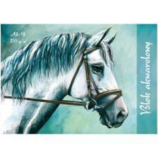 B04-204 Akvarelinis popierius A3 10l 210g/m 100910 KRESKA
