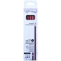 Pieštukų rink 6vnt GRAD GRAPHITE TECHNIC L1171062 FILA/LYRA, R05-808
