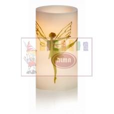 LB195866 PREMIER Žvakė LED 15x7cm X015-058