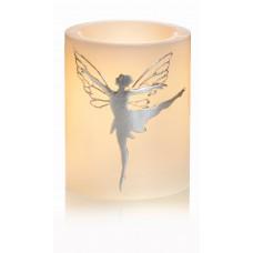 LB195867 PREMIER Žvakė LED 15x7cm X015-059