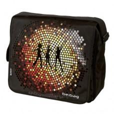 Krepšys-kuprinė, su rankena, be.bag, DANCE, 11410412, HERLITZ
