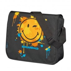 M03-023 Krepšys su rankena be.bag Smiley World 11359601 HERLITZ