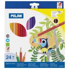 R06-047 Pieštukai, 24 spalvu, 80024, MILAN