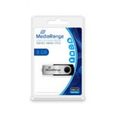 MR908 MEDIARANGE USB duomenų kaupiklis 8GB K03-615
