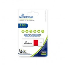 USB duomenų kaupiklis 4GB MR970 MEDIARANGE, K03-623