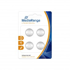 MRBAT132 MEDIARANGE Elementai CR2032 4vnt P10-430