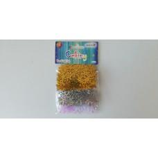 Blizguciai konfetti SNAIGĖS 3x6g MT-4781 ALIGA, M09-534
