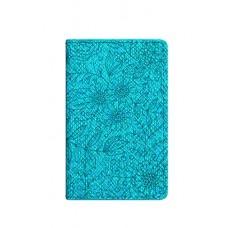 2417550551 TIMER Darbo knyga 2019m MINI A8 FLOWERS B13-775
