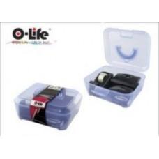 P02-1291 Darbo stalo reikm.rink.dėžutėje mėlynas S240G30 INTERLINK