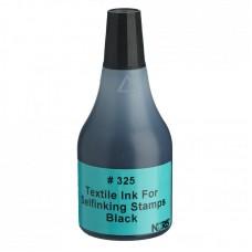 P04-026 Tušas antspaudams 25ml juodas NORIS, įp.1