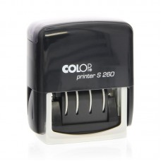P04-0141 Printer S260 su skaičiais ir vieta informacijai