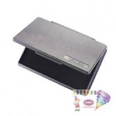 P04-906 Pagalvėlė antspaudui 7x11cm juoda 08750200 HERLITZ/4