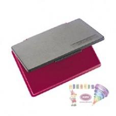 P04-907 Pagalvėlė antspaudui 7x11cm raudona 10417186 HERLITZ/4