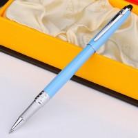 Rašiklis šviesiai mėlynas PS-605, R03-454
