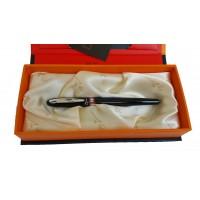 Rašiklis juodas - raudonas PS-907, R03-462