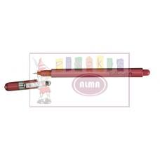 R01-0061 Rašiklis TRATTO CLIP raudonas 802602 FILA