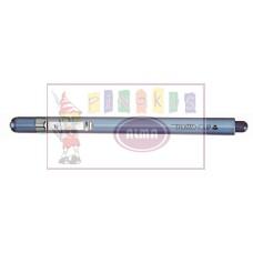 R01-006 Rašiklis TRATTO CLIP mėlynas 802601 FILA/LYRA