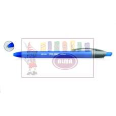 R01-094 Tušinukas DRY-GEL 0.7mm mėlynas 176540125 MILAN