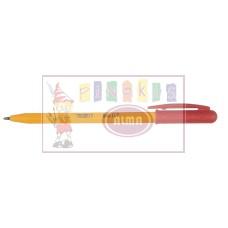 R01-143 Tušinukas TRATTO 0.7mm raudonas 821502 FILA/LYRA