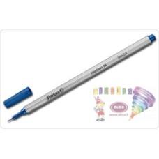 R02-0121 Rašiklis FINELINER 96 mėlynas 00943167 PELIKAN