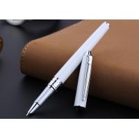 Rašiklis baltas PS-605 R03-455