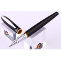 Rašiklis juodas - oranžinis PS-907, R03-463