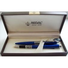 R03-2964 Rinkinys parkeris+tušinukas 35502B+F REGAL