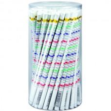 R05-035 Trbriaunis pieštukas su daugybos lentele 1650040 LYRA