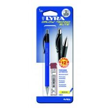 R05-157 Mechaninis pieštukas Techno Elite 0,5mm+šerdelės 049400