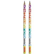 R05-794 Tribriaunis pieštukas SMILEY 50001934 HERLITZ