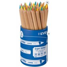 R06-036 Pieštukas su daugiasp.grafitu did.3933365 LYRA,