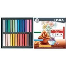 R08-131 Pastelė 24sp L5651240 LYRA/FILA
