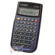 T01-140 Skaičiavimo mašinėlė su funkcijomis SR-281N CITIZEN