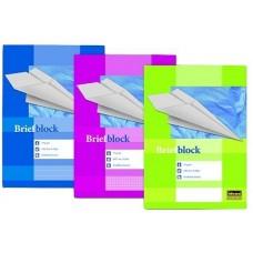 B03-074 Bloknotas su perforacija A4 50l 70g baltas 214050 IDENA