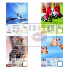 B04-079 Piešimo albumas A4 100g 20l 00494419 HERLITZ