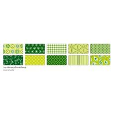 B06-394 Foto kartonas 50x70cm 270g dekor-žalias 46509 FOLIA/10