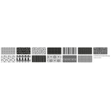 B06-398 Foto kartonas 50x70cm 270g BLACK/WHITE 46709 FOLIA/13