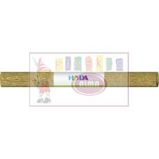 B06-597 Aliumininis krepinis pop 50cmx2.5m auksinis 203312091 HEYDA