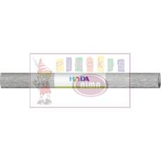 B06-598 Aliumininis krepinis pop 50cmx2.5m sidabrinis 203312092 HEYDA