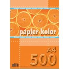 B07-580 Sp.popierius A4 80g/m 500l melsvas 801251 KRESKA