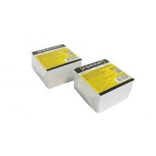 B11-502 Balti, klijuoti užrašų lapeliai 8x8cm 300l EKO 27993 PAPIRUS
