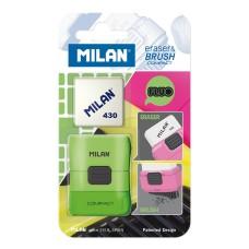 M08-501, Trintukas su šepeteliu+trintukas, blisteris, BYM10291, MILAN
