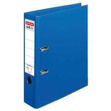 D02-101 Segtuvas 8cm Protect+ plastikinis mėlynas 10834331HERLITZ10