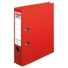 D02-112 Segtuvas 8cm Protect+ plastikinis raudonas 10834323 HERLITZ