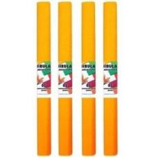 B06-503 Krepinis popierius 50cmx2m oranžinis 218491 STARPAK