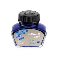 M06-007 Rašalas 4001 30ml mėlynas 00301010 PELIKAN
