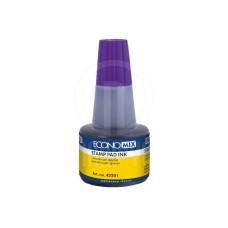 P04-071 Tušas antspaudams 30ml violetinis 42201-12 PAPIRUS