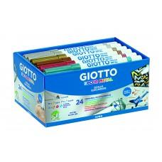 R07-1278 Flomasteris GIOTTO DECOR METAL 524500 1vnt FILA/24