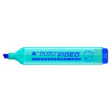 R12-004 Spalviklis TRATTO VIDEO mėlynas 830205 FILA/LYRA