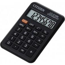 T01-015 Skaičiavimo mašinėlė LC-210N CITIZEN